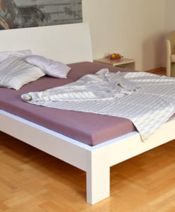 krevet puno drvo bukva Lotus