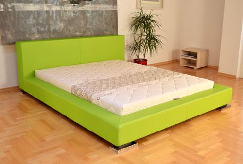 dizajnerski tapecirani krevet