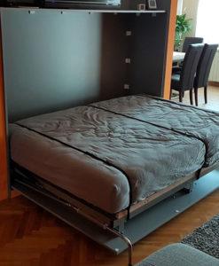 zidni krevet bočni