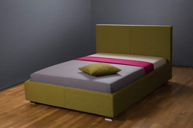 krevet sa kutijom za posteljinu Box