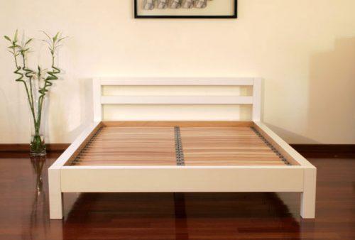 drveni krevet skala