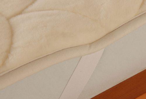 vunena štep deka