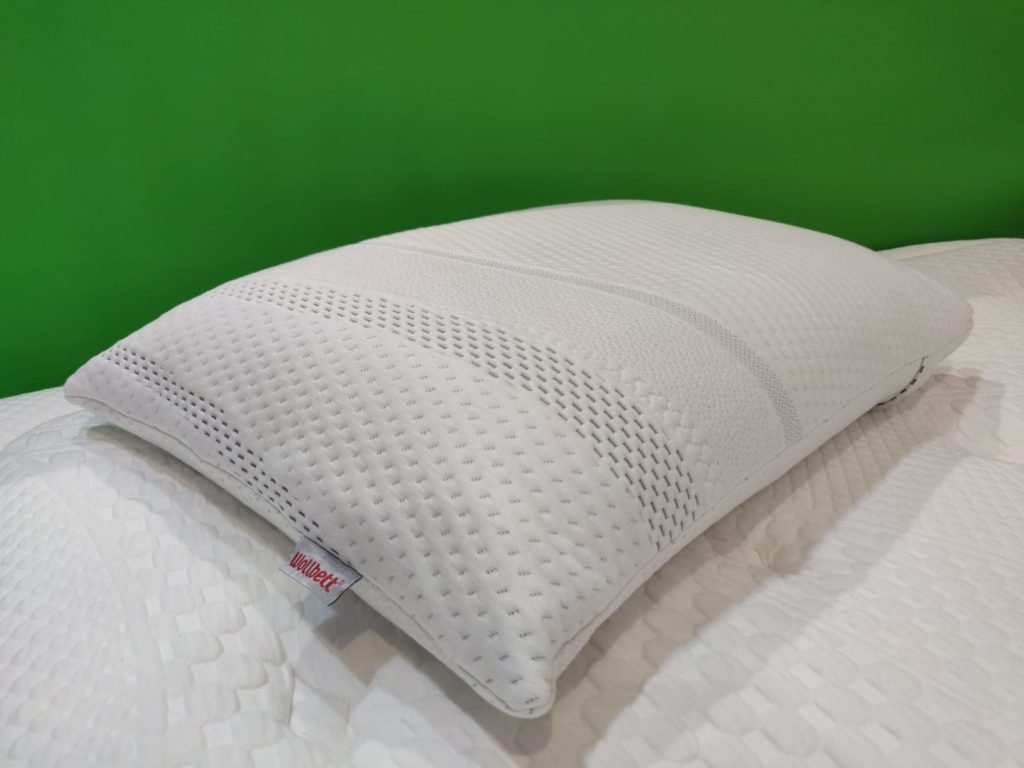 100% prirodni latex jastuk mayan green
